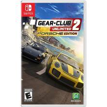 Activision Switch Gear.Club Unlimit 2 Porsche