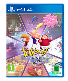 Just for Games Titeuf Mega Party, PS4 videogioco PlayStation 4 Basic Francese