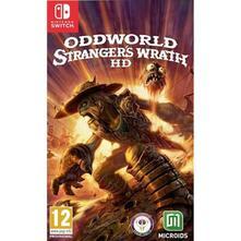 4side Switch Oddworld Stranger Wrath
