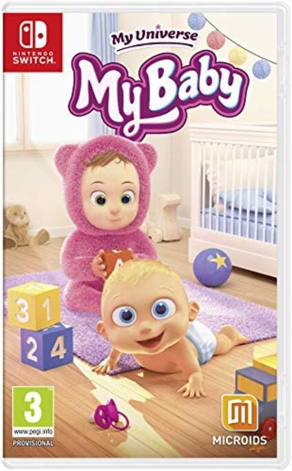 My Baby Switch [Edizione: Francia]
