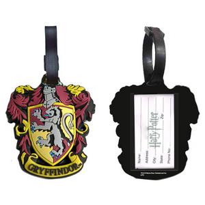 Giocattolo Harry Potter. Etichetta Bagaglio Grifondoro Noble Collection 0