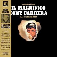 Il magnifico Tony Carrera - Vinile LP di Gianni Marchetti