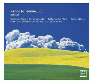 Requiem - Niccolò Jommelli - CD | IBS