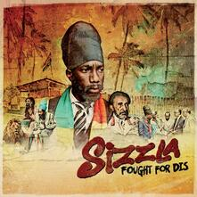 Fought for Dis - Vinile LP di Sizzla