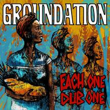Each One Dub One (Import) - Vinile LP di Groundation