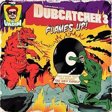 Dubcatcher 3 Flames Up - Vinile LP di DJ Vadim
