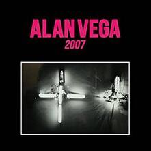 2007 - Vinile LP di Alan Vega