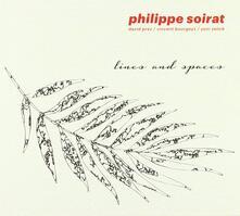 Lines & Spaces - CD Audio di Philippe Soirat
