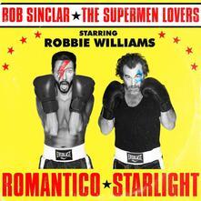 Romantico Starlight - Vinile LP di Robbie Williams,Supermen Lovers,Bob Sinclar