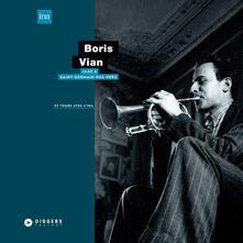 Jazz a Saint Germain des prés - Vinile LP di Boris Vian