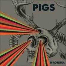 Wronger - CD Audio di Pigs
