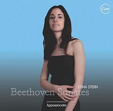 Sonates Appassionata - CD Audio di Edna Stern