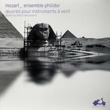 Oeuvres Pour Instruments - CD Audio di Wolfgang Amadeus Mozart