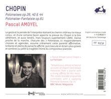 Polonaise - CD Audio di Pascal Amoyel