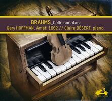 Sonate per Violoncello - CD Audio di Johannes Brahms