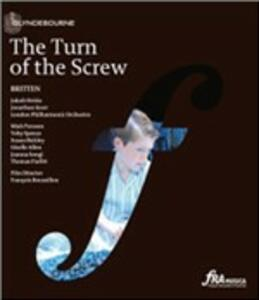 Benjamin Britten. The Turn of the Screw. Il giro di vite - Blu-ray