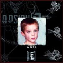 A.N.T.I. - CD Audio di Diapsiquir