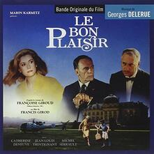 Le Bon Plaisir - CD Audio di Georges Delerue