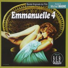 Emmanuelle 4 / S.A.S. A San Salvado - CD Audio di Michel Magne