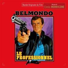Le Professionnel - CD Audio di Ennio Morricone