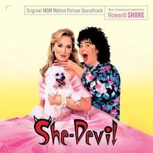 She-Devil (Colonna Sonora) - CD Audio di Howard Shore