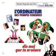 L'Ordinateur Des Pompes Funebres - CD Audio di Claude Bolling
