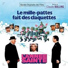 L'Annee Sainte / Le Mille-Pattes Fait Des Claquett - CD Audio di Claude Bolling