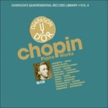 Piano Works - CD Audio di Fryderyk Franciszek Chopin