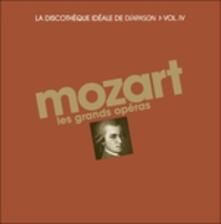 Les Grands Operas - CD Audio di Wolfgang Amadeus Mozart