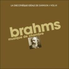 Chamber Music - CD Audio di Johannes Brahms