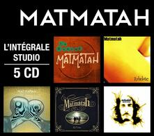 L'integrale (Box Set) - CD Audio di Matmatah
