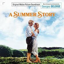 Summer Story (Colonna Sonora) (Expanded Edition) - CD Audio di Georges Delerue
