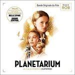Cover CD Colonna sonora Planetarium