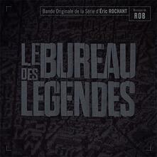 Le Bureau Des Legendes (The Bureau) - CD Audio di Rob