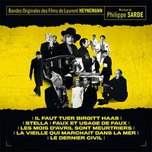 Films of Laurent Heynemann (Colonna Sonora) - CD Audio di Philippe Sarde