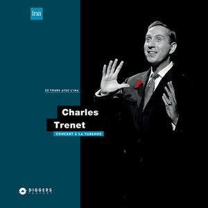 Vinile Concert a la Varenne Charles Trenet