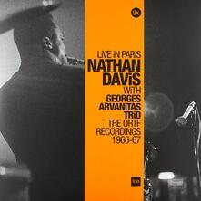 Live in Paris - Vinile LP di Nathan Davis,Georges Arvanitas