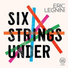 Six Strings Under - Vinile LP di Eric Legnini