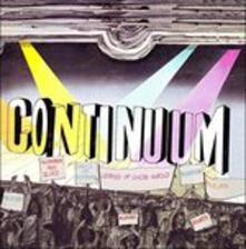 Continuum - CD Audio di Continuum