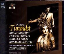 Turandot - CD Audio di Giacomo Puccini