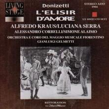 L'elisir D'amore - CD Audio di Gaetano Donizetti