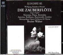 Il Flauto Magico (Die Zauberflöte) - CD Audio di Wolfgang Amadeus Mozart
