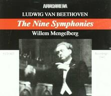 Sinfonie Complete - CD Audio di Ludwig van Beethoven