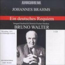 Ein Deutsches Requiem.. - CD Audio di Johannes Brahms