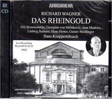 L'oro Del Reno (Das Rheingold) - CD Audio di Richard Wagner