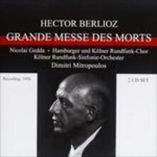Grande Messe Des Morts Op - CD Audio di Hector Berlioz