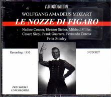 Le Nozze di Figaro - CD Audio di Wolfgang Amadeus Mozart