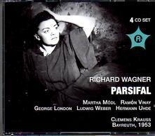 Parsifal - CD Audio di Richard Wagner