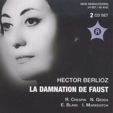 La Damnation De Faust - CD Audio di Hector Berlioz