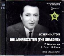 Seasons - CD Audio di Franz Joseph Haydn